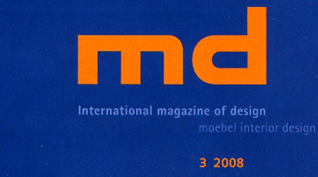 magazine of design